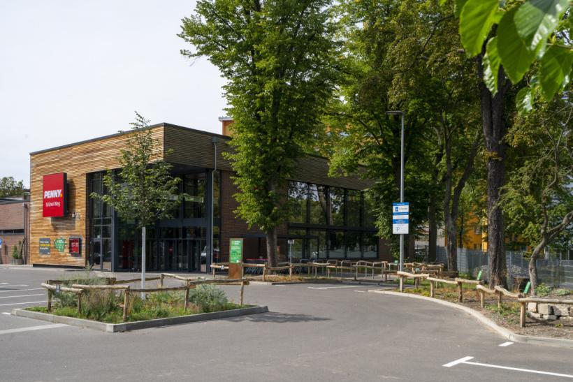 In Berlin Spandau hat der erste Nachhaltigkeitsmarkt eröffnet