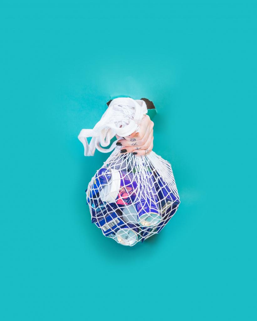 Wir verbrauchen Tonnen von Plastik und schaden damit der Umwelt
